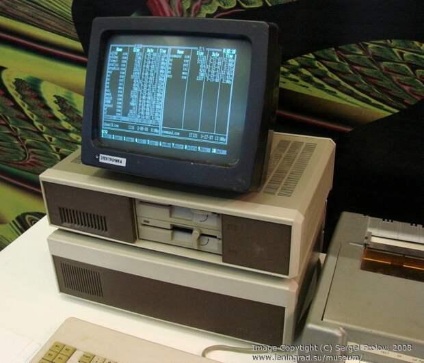 Знаменитая машина ЕС-1840 — первый советский вариант IBM PC. Успели построить 6500 штук. 1986 год СССР, гаджет, история, стиралка, техника, факты