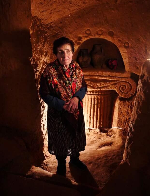 23 года работы, молоток и долото: как армянин строил подземный храм