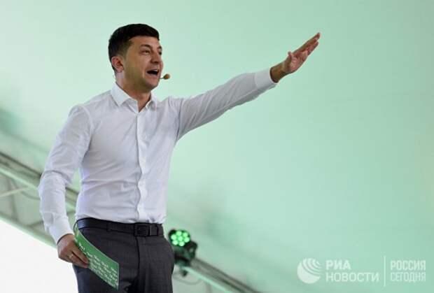 Антирусский манифест «щирого украинца» Зеленского