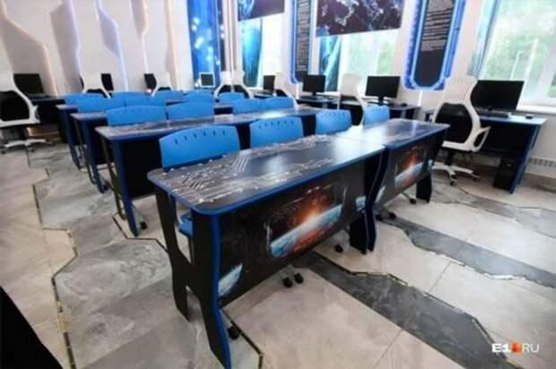 Бизнесмен построил настоящую школу «Хогвартс» в Екатеринбурге
