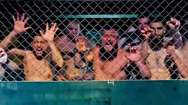 В ютубе запустили профессиональную лигу кулачных боев. 32 бойца сражаются за 1 млн рублей