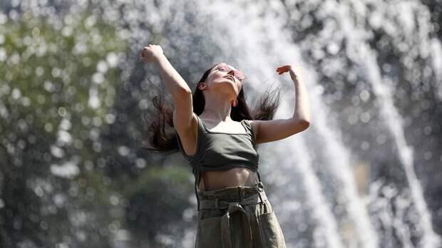 Назван самый жаркий день предстоящей недели в Москве