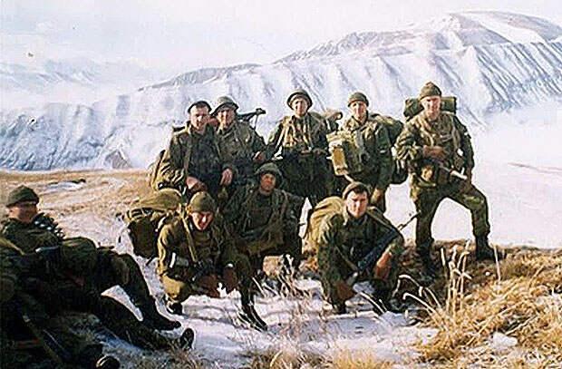 Как в Чечне погибла 6-я рота псковских десантников