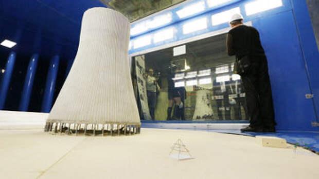 Петербургские атомщики создадут модель энергоблока АЭС будущего