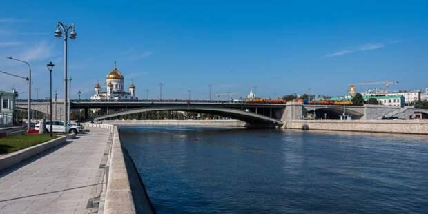 Сергунина: Более 60 тыс просмотров набрали познавательные маршруты «Узнай Москву» за лето Фото: М. Мишин mos.ru