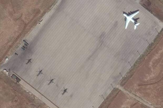 Авиабаза в Камышлы: Россия готовит «дублёра» Хмеймим под боком у американцев