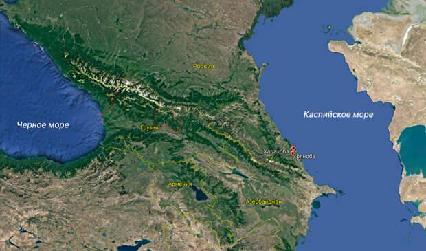 Какие территории мы отдали при Путине. А какие приобрели