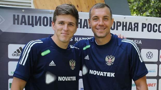 Готов ли Соболев заменить Дзюбу в основе сборной? Или стоит попробовать их в связке?