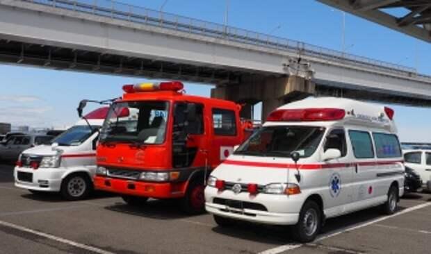 Вызов «Скорой помощи» в Японии