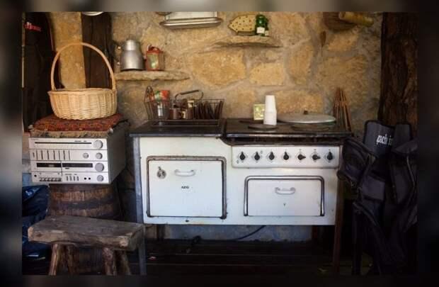 Электрическая плита AEG всячина, интересное, история, кухня, плита, факты