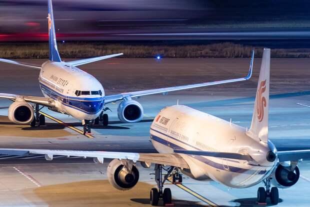 Airbus и Boeing обнародовали результаты работы за февраль