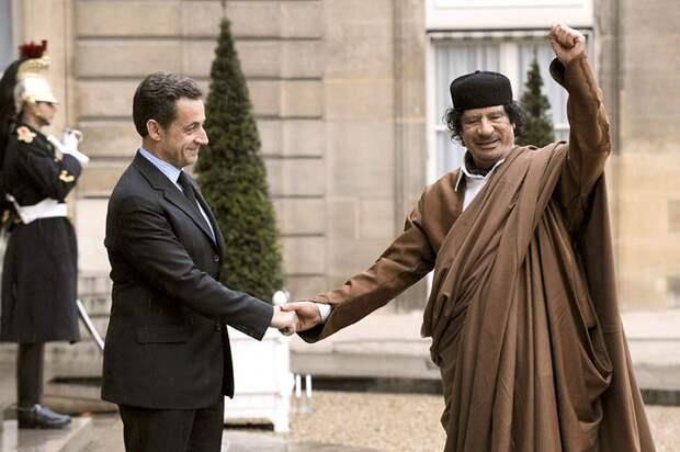 Саркози — убийца: Три года условно — смехотворный приговор