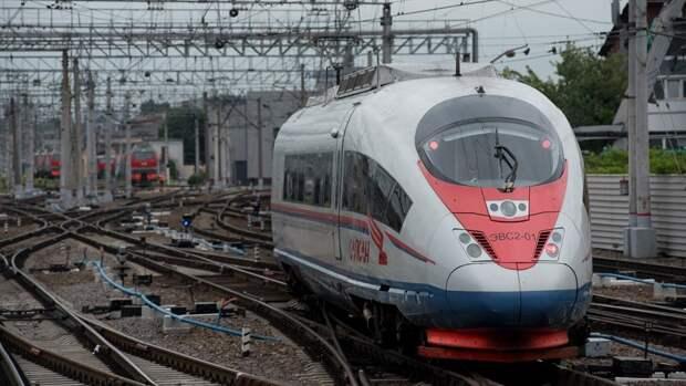 Будущее железных дорог РФ: «Капсульное пространство» и Сапсаны станут быстрее