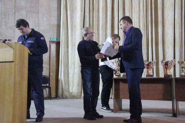 Департамент ГОЧСиПБ наградил организации Левобережного района