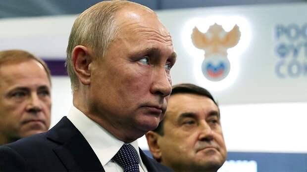 Путин поддержал создание фонда финансирования клубов: «Это справедливее соревнования кошельков»