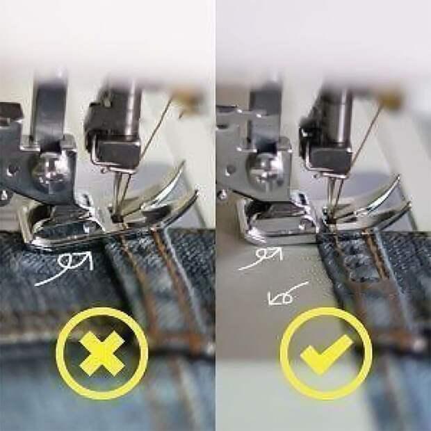 как шить на электрической швейной машинке
