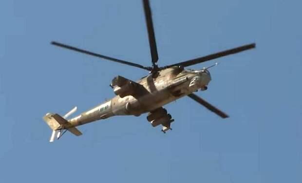 Тяжкая ответственность за уничтожение Ми-24: на что намекнул Кремль Азербайджану