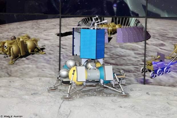 Грёзы о лунной программе