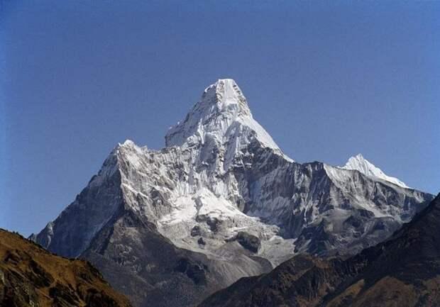 красивейшие вершины планеты