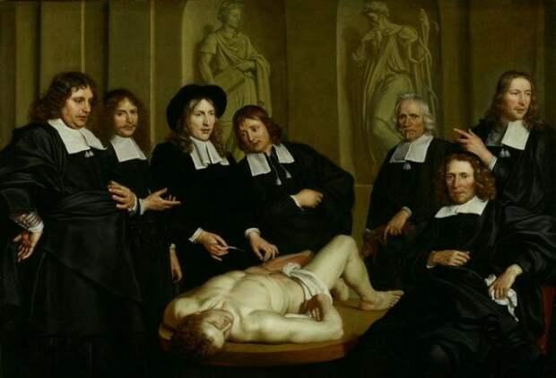 Петр I и его любовь к медицине . Смерть Петра Iчасть 1.