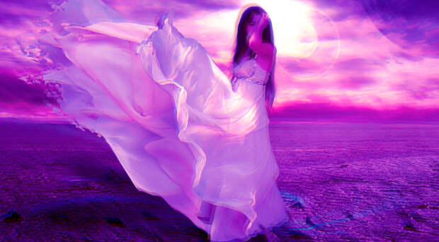 Сонный паралич: каждый раз приходит незнакомка в белом платье