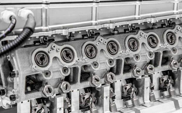 Цифровые клапаны значительно улучшат двигатели