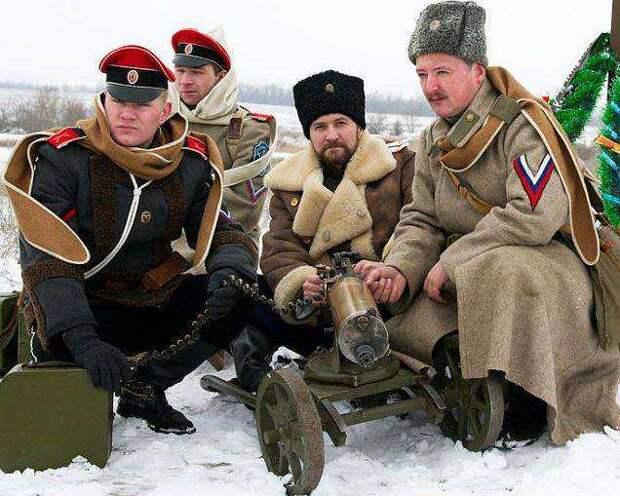 Интересное мнение Стрелкова: война на Донбассе – это гражданская война внутри России