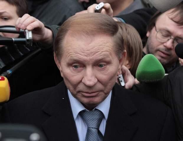Зеленский назначил Леонида Кучму представителем Украины на переговорах в Донбассе