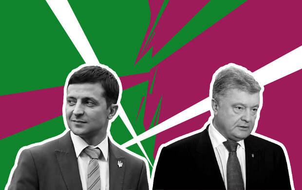 Уголовник Порошенко и олигархия Украины грозит Зеленскому импичментом