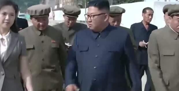 Слухи о смерти главы КНДР не подтвердились: Ким Чен Ын прибыл в Самджион на встречу с рабочими