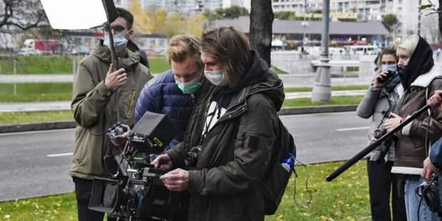 Компании из Москвы приняли участие в крупном международном онлайн-кинорынке. Фото: Ю. Иванко mos.ru