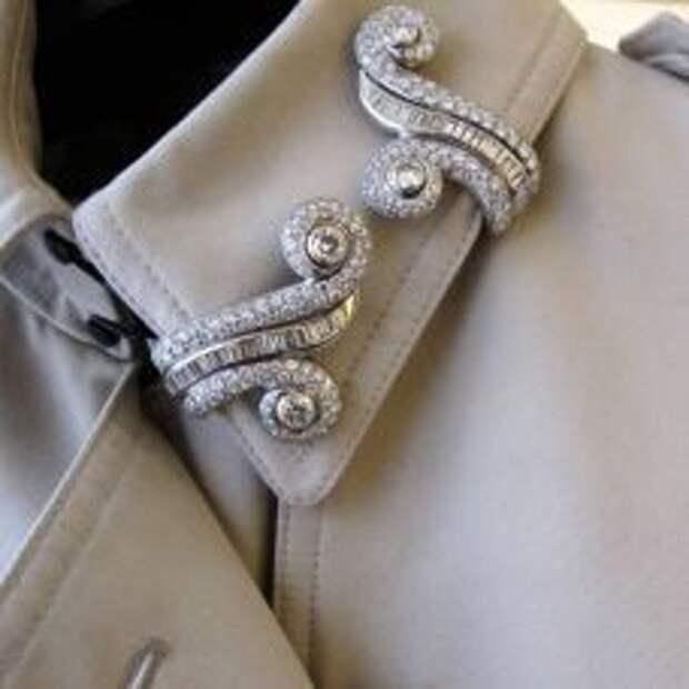 Большая подборка как носить броши