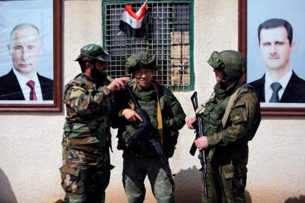 РФ потребовала от США объяснить присутствие американских войск в Сирии