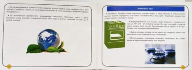 Россиян возмутила трэш-брошюра «Единой России» по экономии для бедных