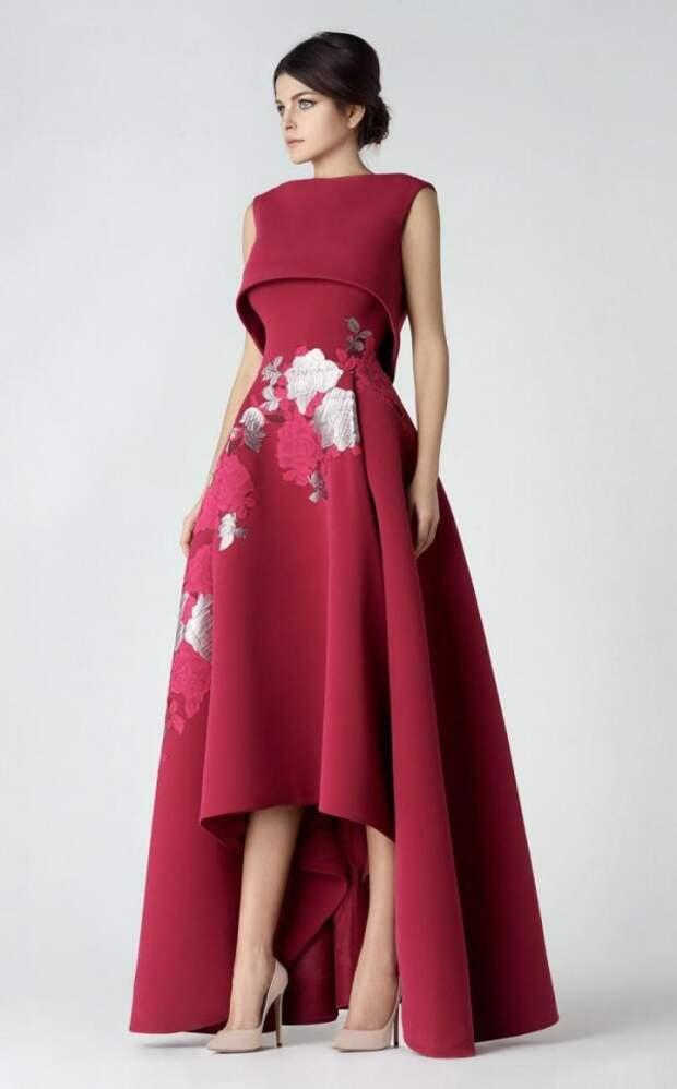 Невероятная женственность: 31 вечернее платье от saiid kobeisy.