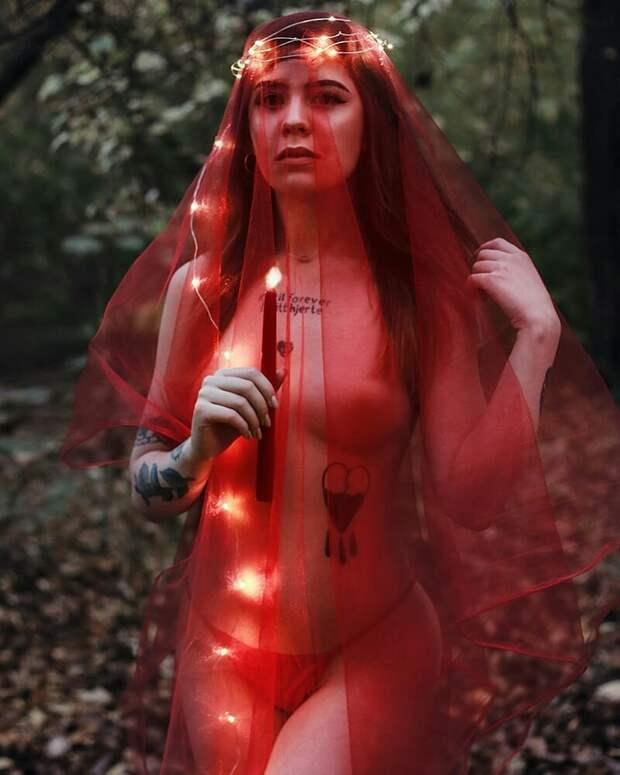 22 девушки изсказок иснов вобъективе донецкой фотохудожницы Лилии Беды