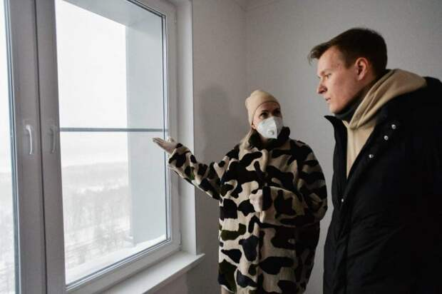 Переселение жильцов в новостройку на ул. Свободы в Северном Тушино начнется в этом году