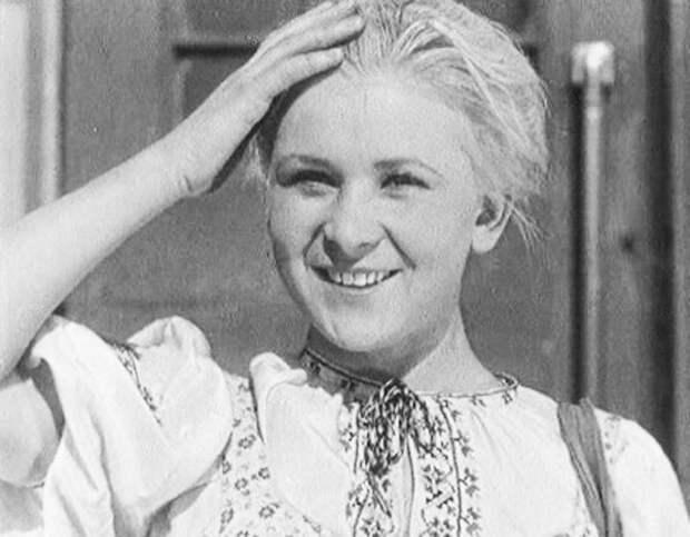 "Валентина Серова (Valentina Serova) - ""Девушка с характером"" (1939)"