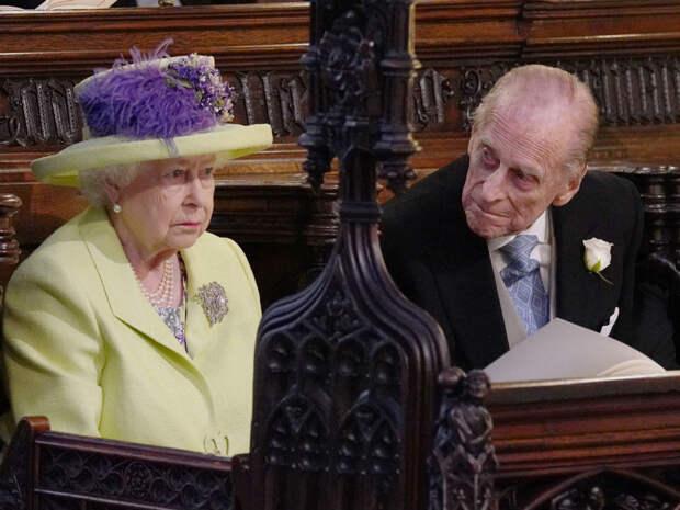 Принц Филипп позвонит Гарри и Меган в свой 99-й день рождения