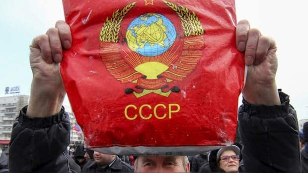«Ярос вСоветском Союзе»: казах разъярился вответ напросьбу неговорить нарусском (ВИДЕО)