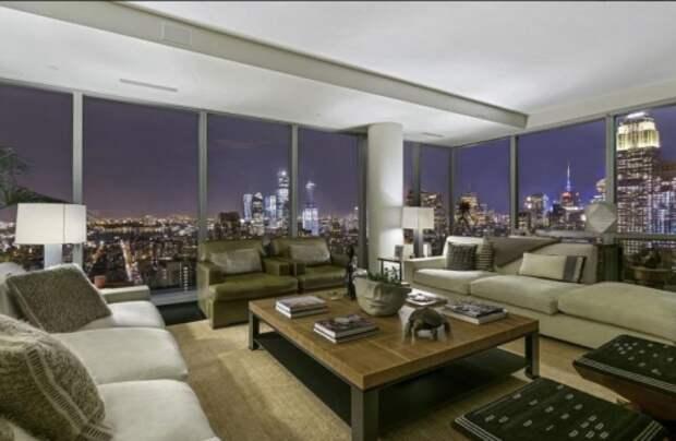 В Нью-Йорке супермодель Жизель Бюндхен расстается с апартаментами за 14 млн долларов