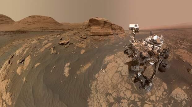 Исследователи «заглянули» в климатическое прошлое Марса