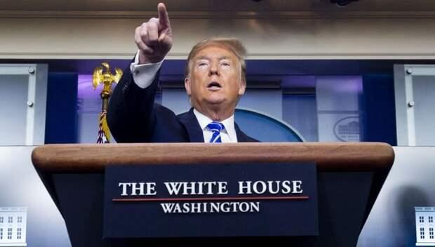 «Вор кричит, держите вора»: США разворачивают инфо-атаку против Китая с целью свалить вину в создании коронавируса