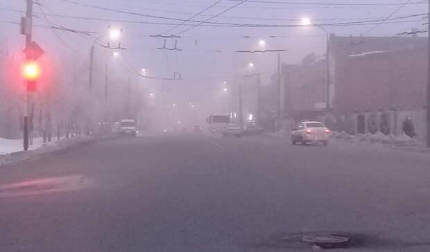 Изморозь итуман: какими вОренбуржье будут первые дни февраля