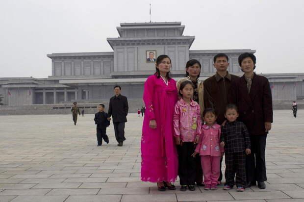 Как влюбляются и женятся в Северной Корее