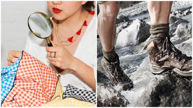 ЭКО-ошибки и заблуждения при ношении одежды и обуви летом, которые давно пора развеять