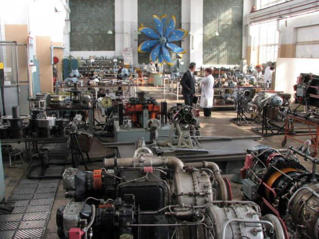 Новые газотурбинные авиадвигатели: в России готовы приступить к проекту
