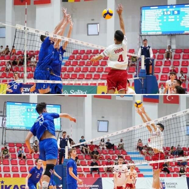 Волейболист из Южного Медведкова помог сборной завоевать «серебро» на чемпионате Европы