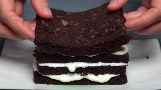 Готовлю за 4 минуты: моментальный тортик в микроволновке