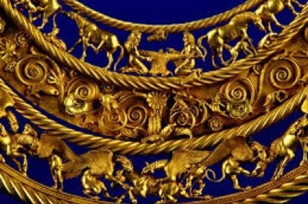 Керченский заповедник собирает подписи за возврат в Крым скифского золота